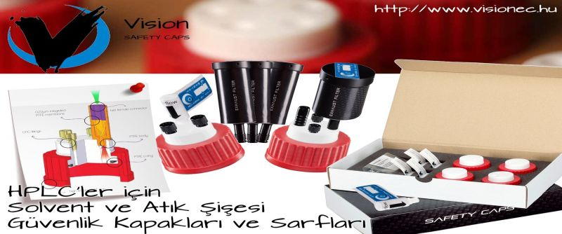 HPLC / LCMS Sarf Malzemeleri